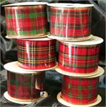 Plaid Ribbons