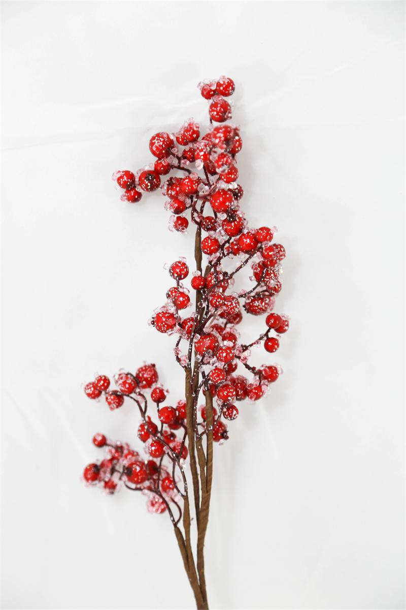 Frosted Berry Branch
