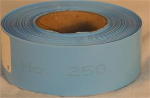 Light Blue Flagging Tape