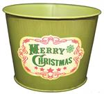 Merry Christmas Pot